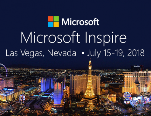 Microsoft Inspire 2019: connect, collaborate, celebrate
