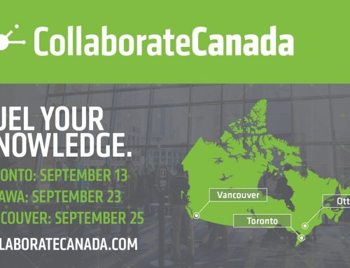 ETG is a sponsor & presenting D365 F&O Upgrade at Collaborate Canada