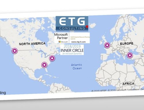 ETG Consulting operates in 4 countries
