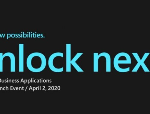 Virtual Event / Microsoft Business Applications (Thursday, April 2, 2020 8:00 AM–9:30 AM Pacific Time)