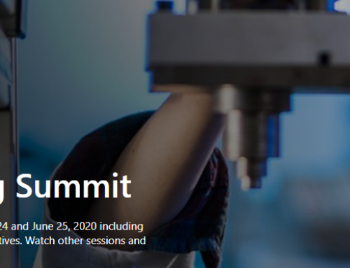 Microsoft Manufacturing Summit 2020