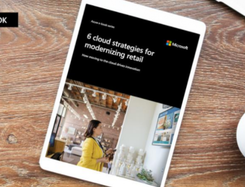 e-Book: 6 cloud strategies for modernizing retail